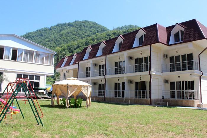 Отель Астория Новый Афон, Отель Астория, Абхазия